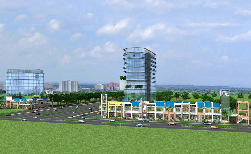 Spaze Corporate Park Sector 69 Gurgaon
